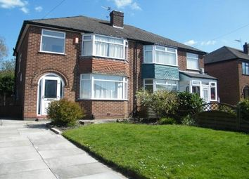 Thumbnail 3 bed semi-detached house to rent in Faulkner Drive, Timperley, Altrincham