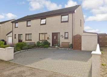 Thumbnail 3 bed semi-detached house for sale in Springburn Place, Elgin