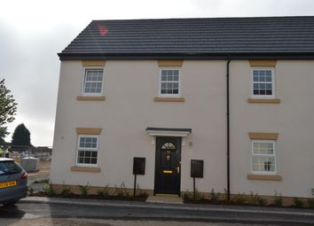Thumbnail 2 bed semi-detached house to rent in Wingreen Way, Featherstone, Pontefract