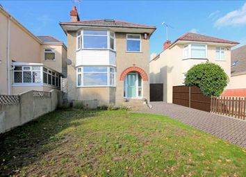 Thumbnail 3 bedroom detached house to rent in Playfields Drive, Parkstone, Poole