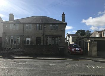Thumbnail 4 bed semi-detached house to rent in Oastler Avenue, Springwood, Huddersfield