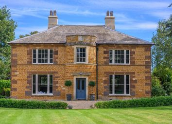 Thumbnail 5 bed detached house for sale in Preston, Oakhem, Rutland