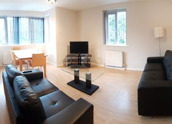 Thumbnail 3 bed flat to rent in Ladybarn Lane, Fallowfield