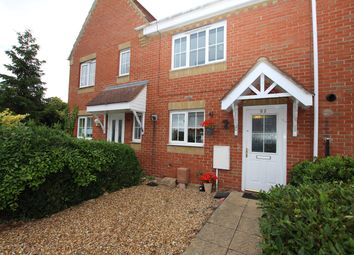 Brunel Drive, Biggleswade SG18. 2 bed terraced house