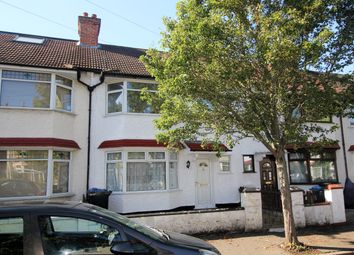 Thumbnail 3 bed terraced house to rent in Gorringe Park Avenue, Mitcham
