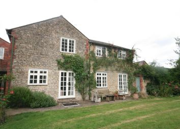 Thumbnail 2 bed terraced house to rent in Church End, Leckhampstead, Buckingham