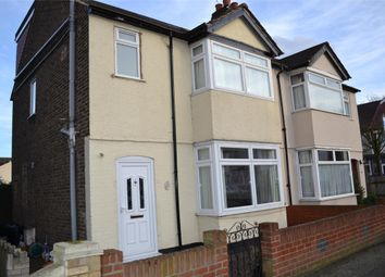 Thumbnail 4 bed semi-detached house to rent in Norfolk Road, Romford