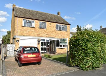 Thumbnail 4 bed detached house for sale in Brayford Close, Abington, Northampton