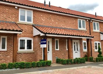 Thumbnail 2 bed terraced house for sale in Waterside Drive, Ditchingham, Bungay