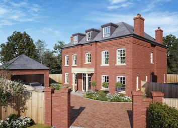 Thumbnail 5 bed detached house for sale in Cumnor Hill, Cumnor, Oxford
