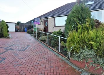 Thumbnail 2 bed semi-detached bungalow for sale in Hazel Grove, Blackburn