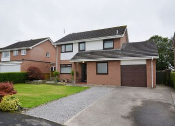 Thumbnail 3 bed detached house for sale in Moor View Close, High Harrington, Workington