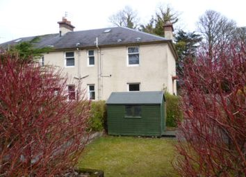 Thumbnail 2 bed flat to rent in Abbey Road, Auchterarder