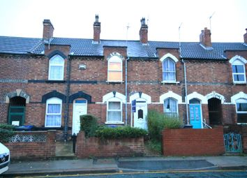Thumbnail 2 bed terraced house to rent in Broxholme Lane, Doncaster