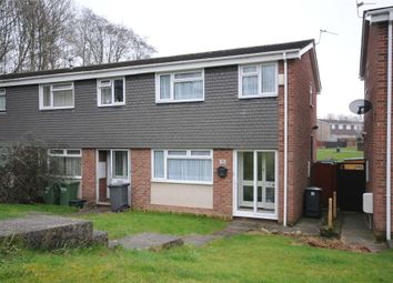 Thumbnail 3 bed end terrace house for sale in Hinton Drive, Warmley, Bristol, South Gloucestershire