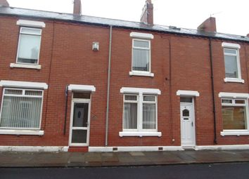 Thumbnail 2 bed terraced house to rent in Woodbine Terrace, Blyth