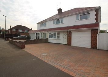 Thumbnail 3 bed semi-detached house for sale in St. Johns Road, Feltham