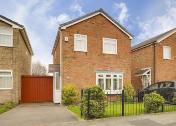 3 bed detached house for sale in Christchurch Road, Hucknall, Nottinghamshire NG15