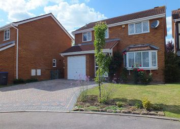 Thumbnail 4 bed detached house for sale in Shrewton Close, Trowbridge, Wiltshire