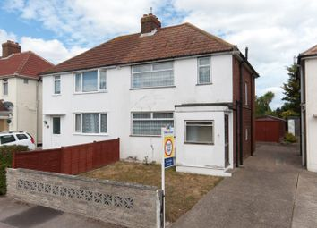 Thumbnail 3 bedroom semi-detached house for sale in Astrid Road, Walmer, Deal