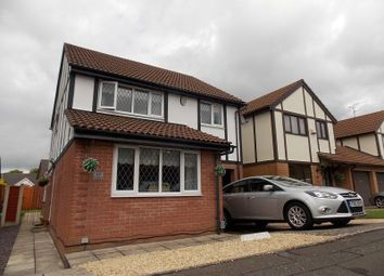 Thumbnail 4 bed detached house for sale in Deepdene Close, St Fagans, Cardiff.