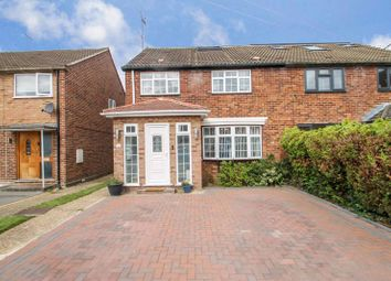 4 bed semi-detached house for sale in Marian Close, Yeading, Hayes UB4