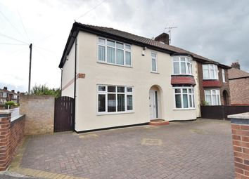5 bed semi-detached house for sale in Buttermere Avenue, Acklam, Middlesbrough TS5