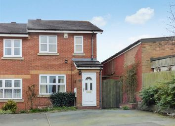 Thumbnail 1 bedroom end terrace house to rent in St Giles Close, Arleston Telford, Shropshire