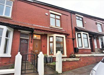 Thumbnail 3 bed terraced house for sale in Fernhurst Street, Blackburn