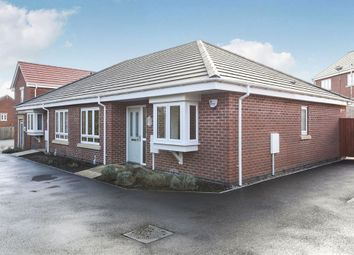 Thumbnail 2 bedroom semi-detached bungalow for sale in Dalby Green Close, Waingroves, Ripley