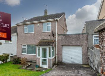 3 bed semi-detached house for sale in Shallowford Road, Eggbuckland PL6