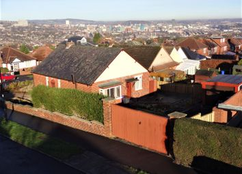 Thumbnail 2 bed detached bungalow for sale in Cliffefield Road, Norton Lees