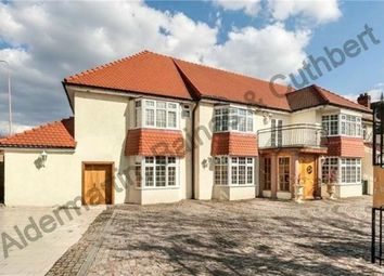 Thumbnail 8 bed detached house for sale in Weymouth Avenue, London