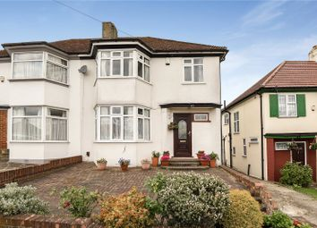 Thumbnail 3 bedroom semi-detached house for sale in York Road, Northwood, Middlesex