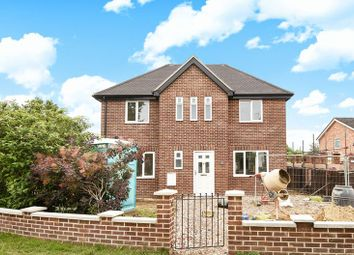 Thumbnail 3 bed detached house for sale in South Avenue, Abingdon