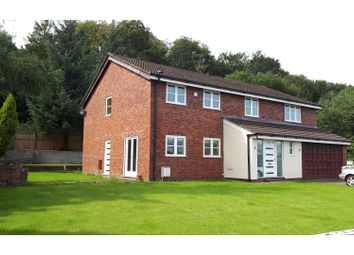 Thumbnail 5 bed detached house for sale in Vincent Court, Blackburn