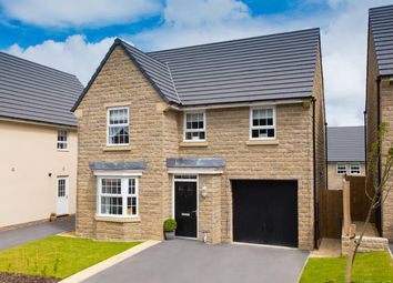 "Thumbnail 4 bed detached house for sale in ""Millford"" at Manywells Crescent, Cullingworth, Bradford"