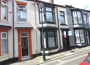 Thumbnail 3 bed terraced house for sale in Rowell Street, The Headland, Hartlepool