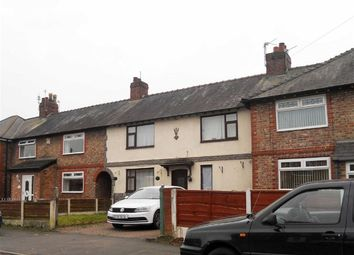 Thumbnail 3 bedroom terraced house for sale in Addison Road, Irlam, Manchester