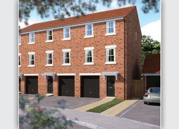 """Thumbnail 3 bed town house for sale in """"The Stretton"""" at Hornbeam Way, Kirkby-In-Ashfield, Nottingham"""