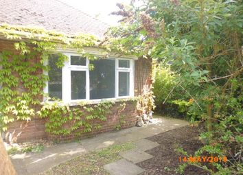 Thumbnail 3 bed bungalow to rent in Mountsteven Avenue, Peterborough