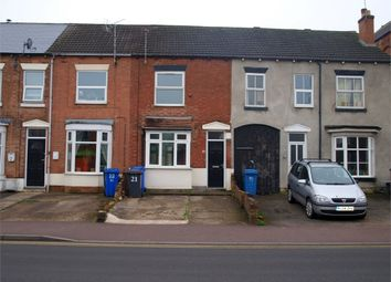 Thumbnail 4 bed terraced house to rent in Main Street, Stapenhill, Burton-On-Trent, Staffordshire
