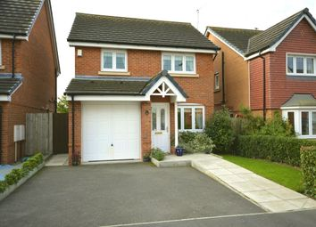 Thumbnail 3 bed detached house for sale in Neston Close, Helsby, Frodsham