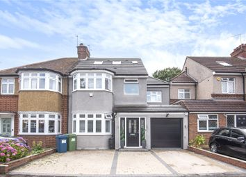 Thumbnail 5 bed semi-detached house for sale in Holmdene Avenue, Harrow, Middlesex