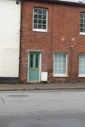 Thumbnail 1 bed terraced house to rent in Leat Street, Tiverton, Devon