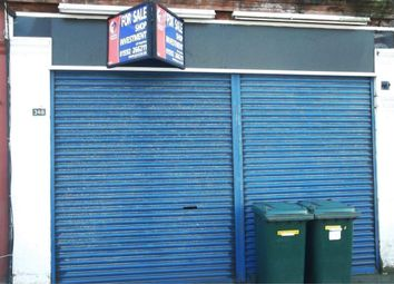 Thumbnail Retail premises for sale in 348 High Street, Methil