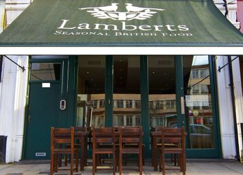 Thumbnail Restaurant/cafe to let in Balham High Road, London