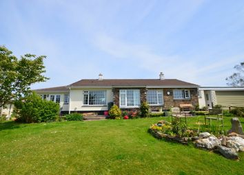 Thumbnail 4 bed detached bungalow for sale in Wheal Terrace, Halt Road, St. Newlyn East, Newquay