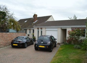 Thumbnail 4 bed detached bungalow for sale in Plough Lane, Fiskerton, Lincoln