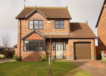 Thumbnail 4 bed detached house for sale in Chestnut Grove, Barnetby